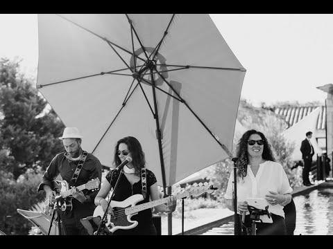 Groupe musique animation musicale anniversaire soirée privée - St Tropez - Orange trio music