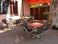 Café le Siécle Mazan Extérieur