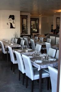 Le Rieti Salle du Restaurant