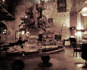Restaurant Le bistrot la salle