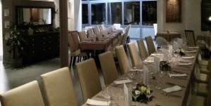 La salle du Mas de L'échanson à Châteaurenard. Le Lieu idéal pour accueillir votre mariage ou réception.