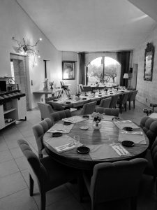 Restaurant la Belle Vie St Hilaire d'Ozilhan