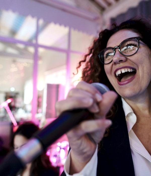 Chanteuse Mariage soirée Privée et Evénementielle Groupe Orange Trio Music