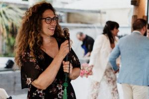 Chanteuse mariage cérémonie et cocktail à Cannes