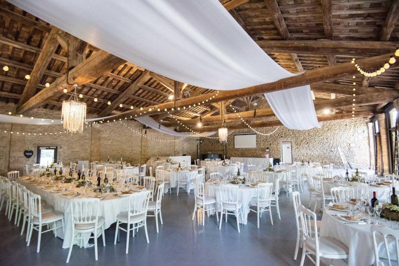 Salle de réception pour votre mariage à proximité d'Avignon, Vaucluse