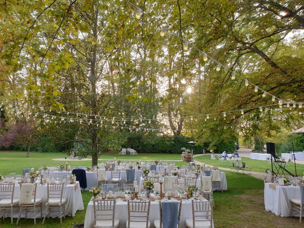 Lieu de mariage proche d'avignon - lisle sur sorgue - Domaine de PAlerme