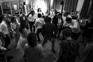 Groupe de musique (Orange Trio) en soirée dansante à Nimes