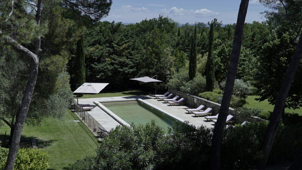 Le domaine de mariage de Luxe à Avignon, Chateau de la Tour Vaucros