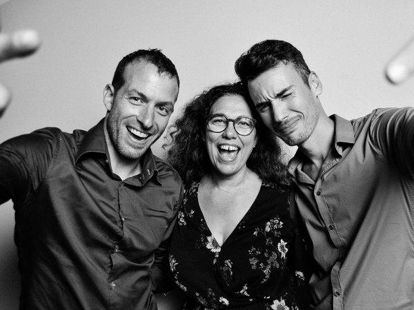 Les musiciens du groupe Orange Trio music pour l'animation musicale de votre mariage, réception, cocktail, cérémonie à Manosque et Pertuis